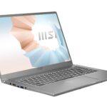 تحلیل و بررسی لپ تاپ مدل MSI Modern 15